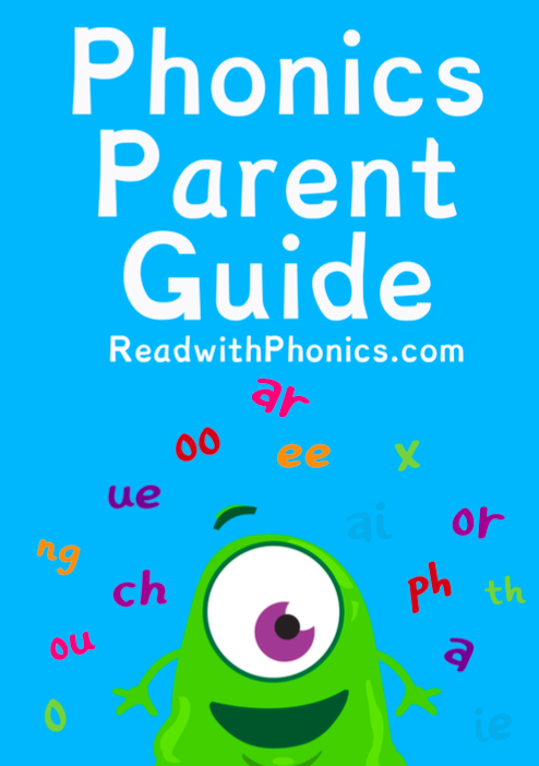 Phonics Parent Guide