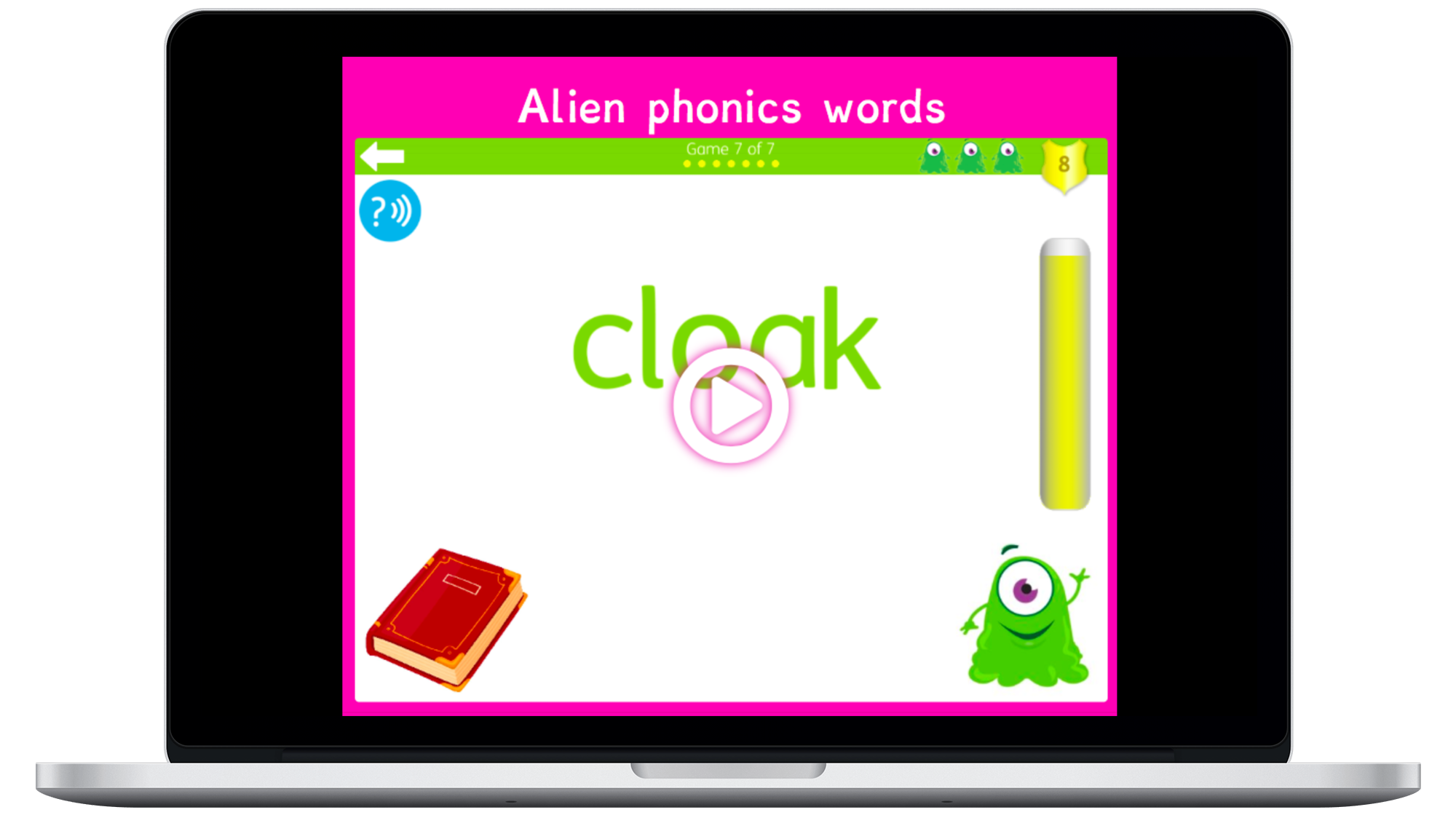 Read with Phonics - Learn to Read Games for Children