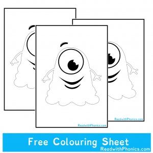 colourign sheet screenshot